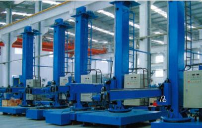 QLH OPERATE AUTOMATIC WELDING MACHINE SERIES